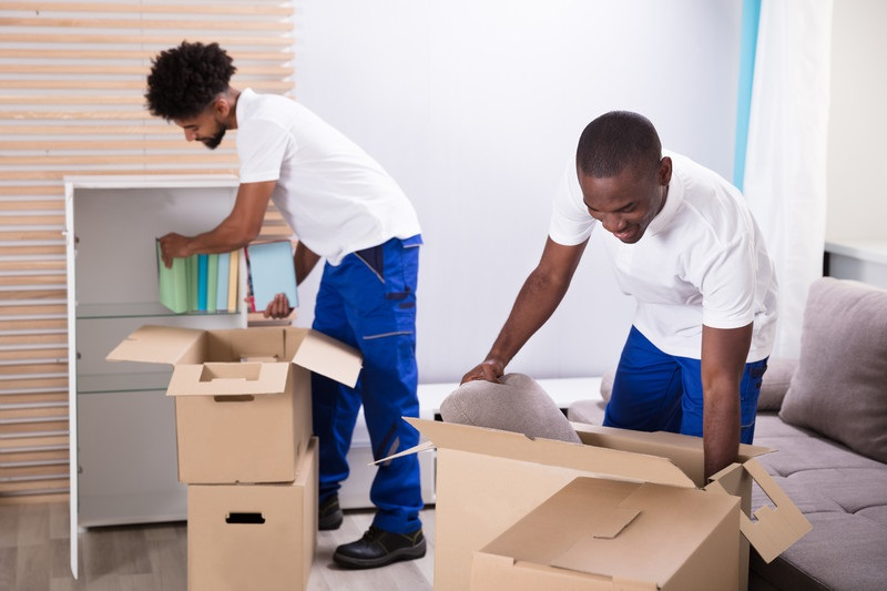 Packing by Applewhite Movers